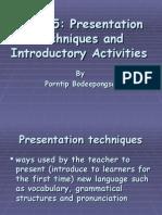 TKT Unit 15 Presentation