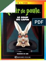 Le Coup Du Lapin - R.L. Stine.pdf