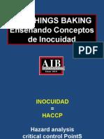 Food Safety Spanish