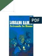 Rampa Lobsang - Avivando La Llama