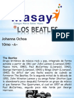 LOS BEATLES Power Point