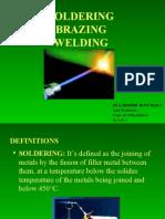 Dental Soldering