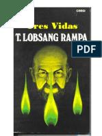 Rampa Lobsang - Tres Vidas