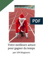 A Stu Ces Pour Gagne Rdu Temps