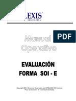 Manual Operativo SOI