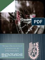 Terapia Génica para el tratamiento de enfermedades