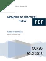 Practicas Fisica I- Carlos Pastor