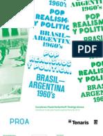Fundación PROA - Arte de Contradicciones. Pop, realismos y politica Argentina 1960