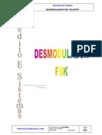 Desmodulador FSK