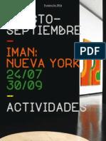 Fundacion PROA - Iman Nueva York 1