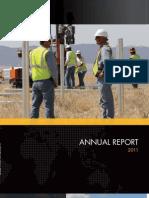 SunPower 2011 Annual Report FINAL