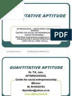 29 July Quantitative Aptitude II
