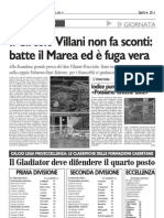 IL CIRCOLO VILLANI NON FA SCONTI