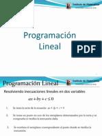 4.ProgramacionLineal