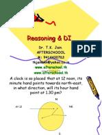 6 June Reasoning & DI