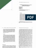 Echeburúa et al (2000) Tratamiento del Trastorno mixto de Ansiedad y Depresión - resultados de una investigación experimental