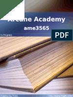Ame3565 - Arcane Academy