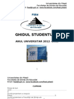 Ghidul Studentului FSEd_RO