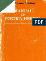 ALONSO SCH KEL-Manual de Po Tica Hebrea-1987
