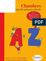 Chambers Dictionaries for Primary Schools