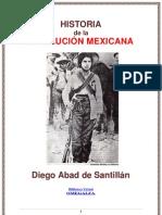 Historia de La Revolucion Mexicana