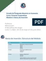 20120515 Com Fin Corporativas Modulo3 Clase 1 Pucp