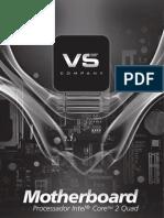 Manual Intel VSG31VA