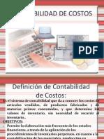 Contabilidad de Costos Clases 24 de Sep 2012
