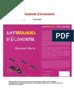 (eBook) Bernard Maris 2004 - Antimanuel d'économie (anti-libéralisme, anti-mondialisation, pro-ke
