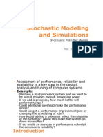 SMS - Stochastic Petri Nets