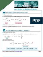 Acido e Base Organicas