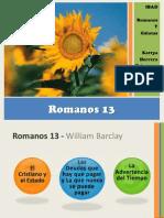 presentacion romanos 13