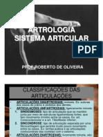 Artrologia 2 Aula