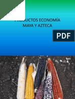 65682_Productos economía maya y azteca