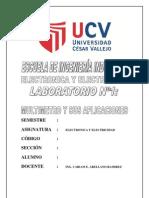 Laboratorio No1-Multimetro Y Sus Aplicaciones-Industrial