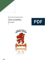 Acta Asamblea 07.06.2013