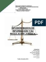 Difusion de Informacion e Ideologia (Autoguardado)