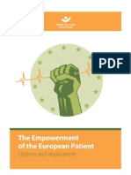 European Patient Empowerment 2009 Report