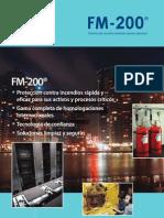 3305 Hygood Jun 09_ES;FM-200 - Spanish