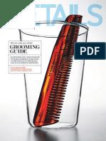 Details Grooming Guide2010