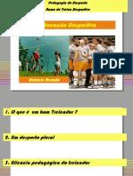Educacao Pelo Desporto