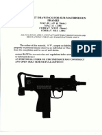 46837693 Machinist Drawings for SMG Frames MAC10 MAC11 Cobray M11 9 CobrayM12
