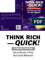 Think Rich Quick E-book