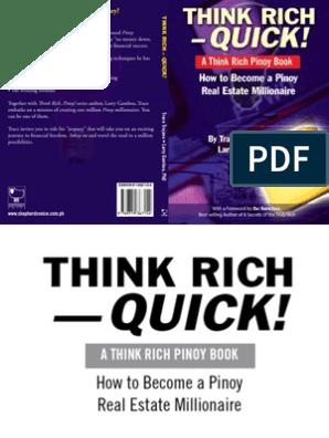 Think Rich Quick E-book | Landlord | Short (Finance)
