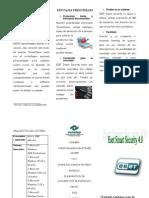 folleto EDOA