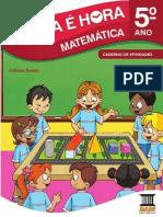 Cad Matematica 5ano Impressao
