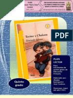 Ficha de Control de Lectura