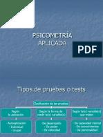 Clasificacion de Los Test