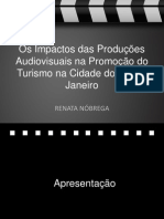 Os Impactos das Produções Audiovisuais na Promoção do