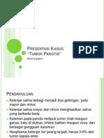 Case Tumor Parotis